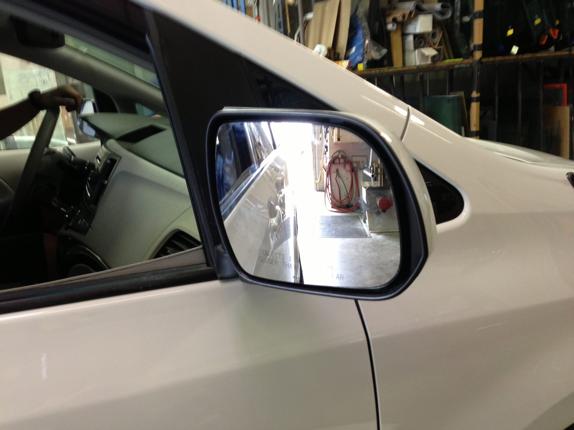 Side & Rear View Mirrors - Ace Glass