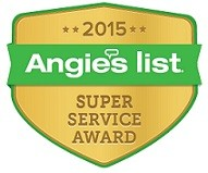 Ace Glass Angie's List Award 2015